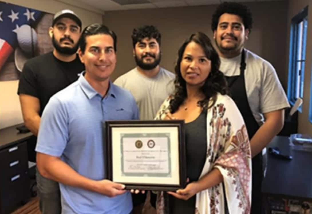 San Diego Veteran's Coalition Salutes Patriot Golf