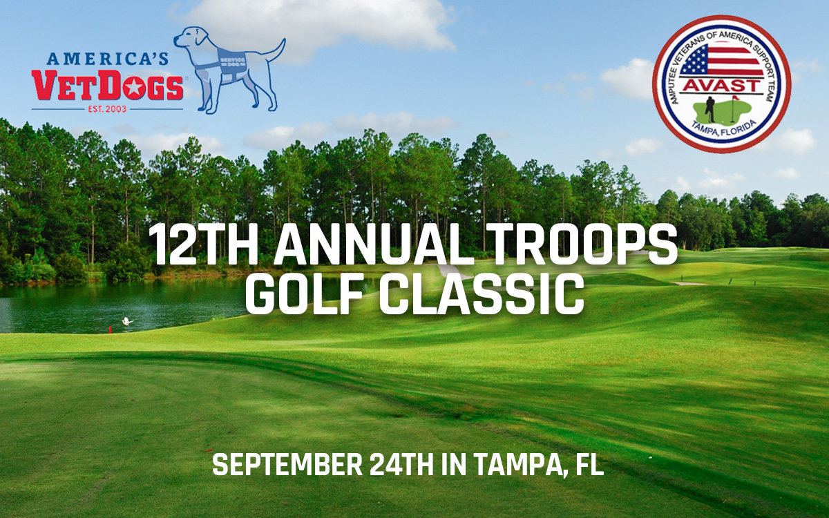 12th Annual Troops Golf Classic