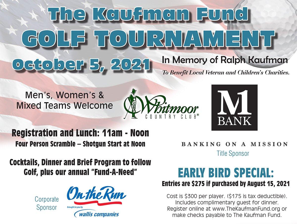 The Kaufman Fund Golf Tournament